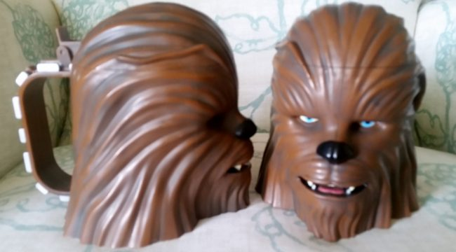 Star Wars Dessert Party Chewy Stein