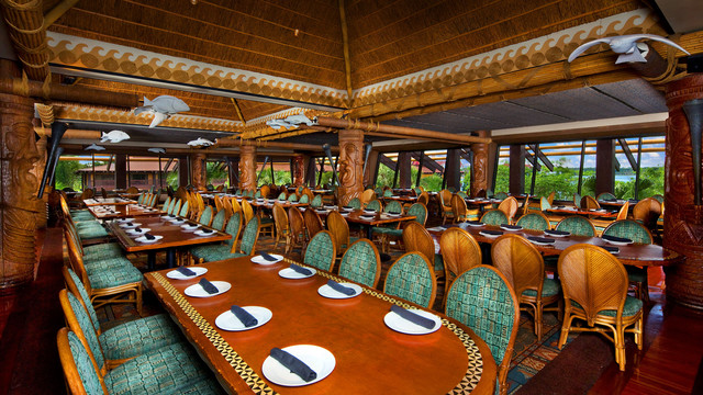 Large group dining at walt disney world magical distractions for Restaurants for big groups