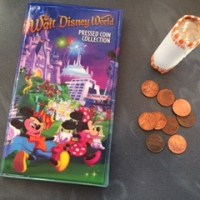 Turn Your Pesky Pennies Into Memories: Pressed Pennies at the Walt Disney World Resort