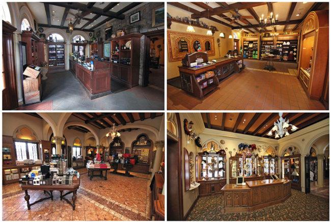 Il Bel Cristallo Merchandise-Photo Credit Disney Parks Blog