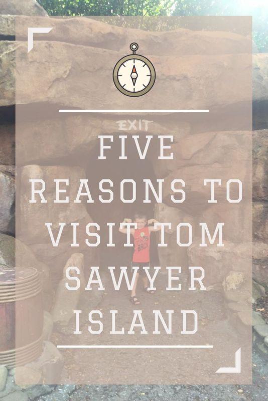 Tom Sawyer Island Canva
