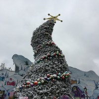 Merry Grinchmas from Universal Studios Hollywood!