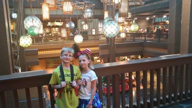 Disney's Kona Cafe'