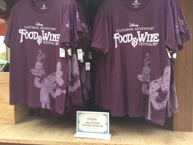 DCA Food & Wine AP Shirts