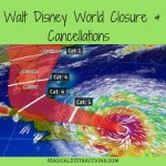 Walt Disney World Closures Due to Hurricane Irma