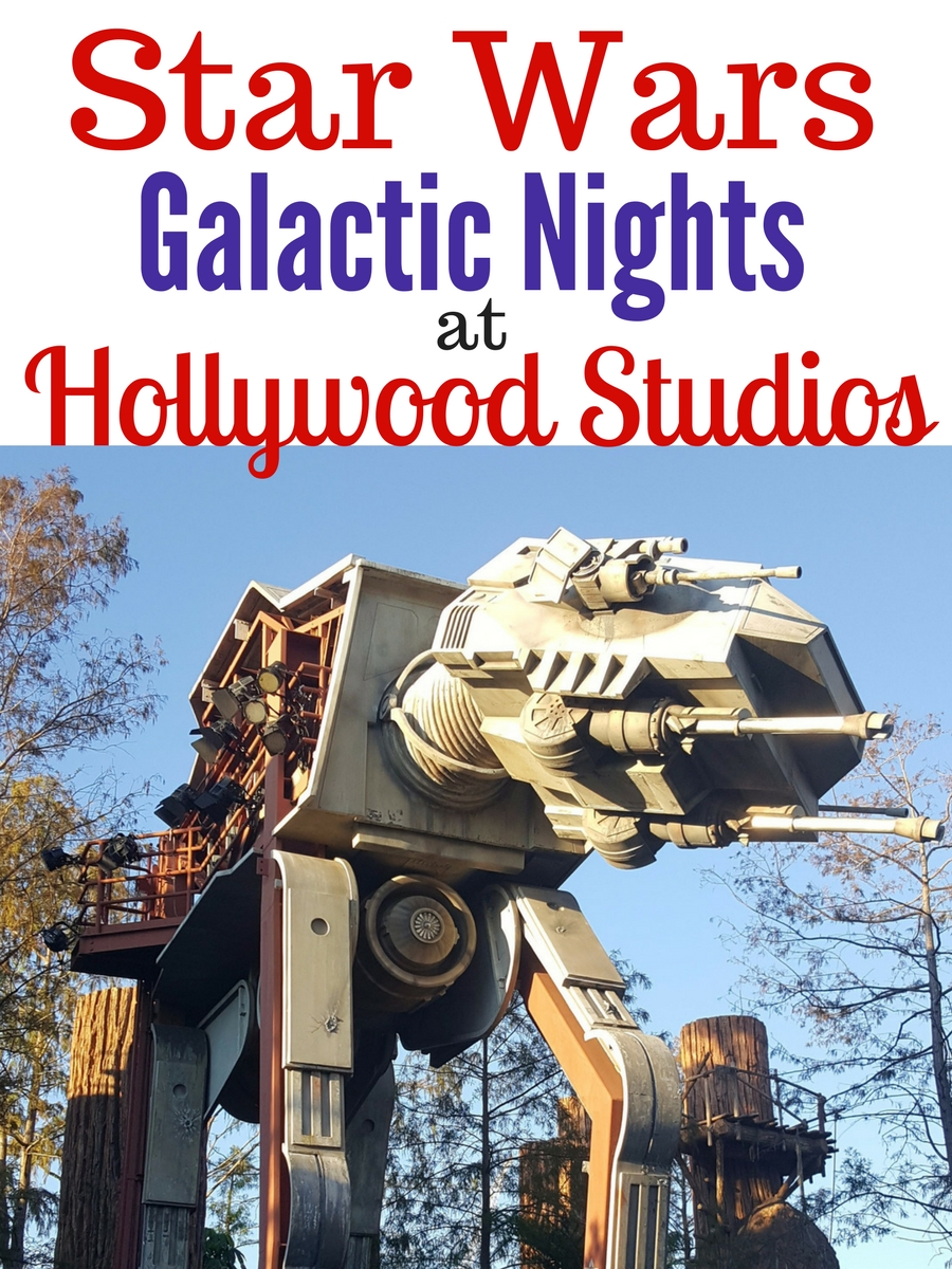 Galactic Nights is a must for any Star Wars fan!