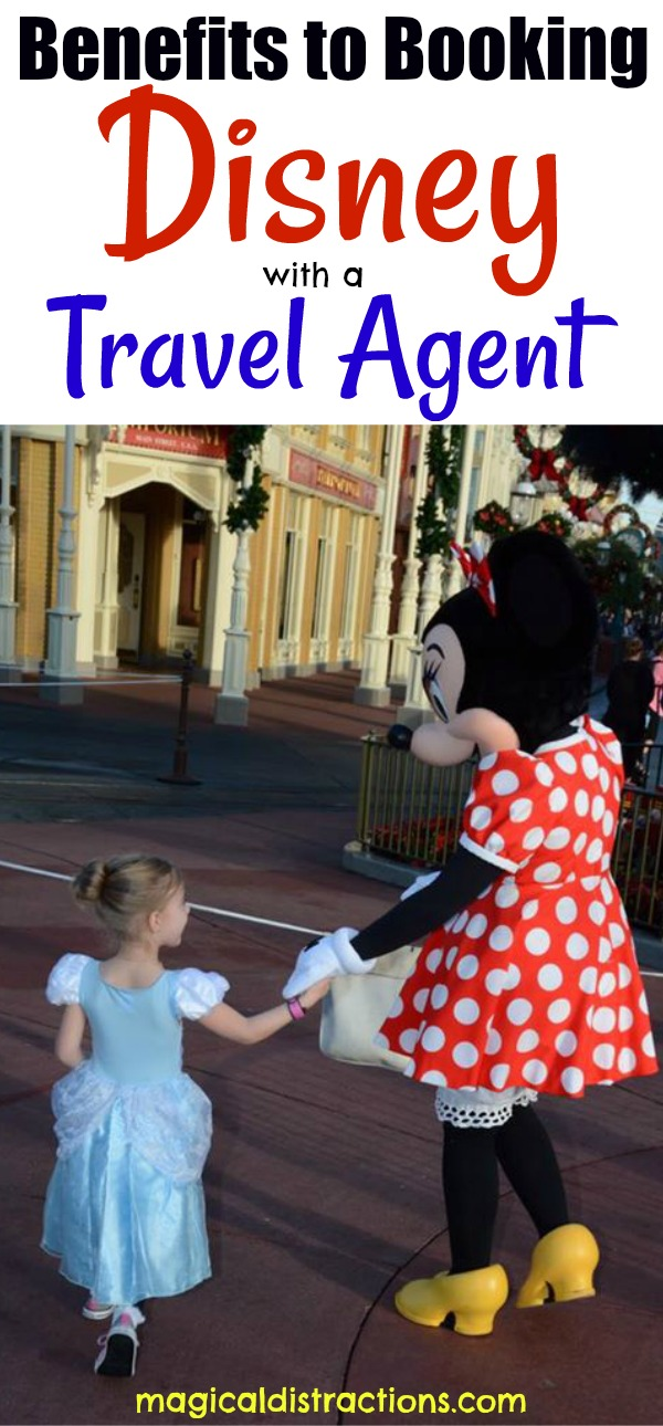Planning a Disney vacation? Learn the many benefits to booking Disney with a Travel Agent.