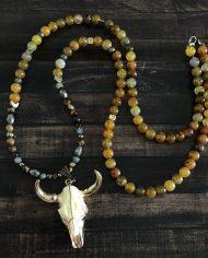 sautoir-pierre-naturelle-agate-pyrite-crane-tete-buffle-7