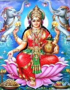 Lakshmi and Divine Embodiment