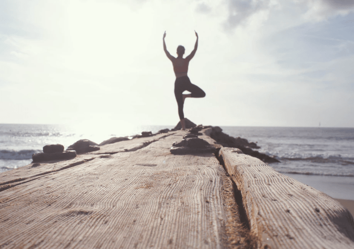 Tree Pose Practice: Purify and Strengthen
