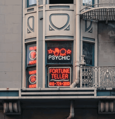 Language and Psychic Abilities
