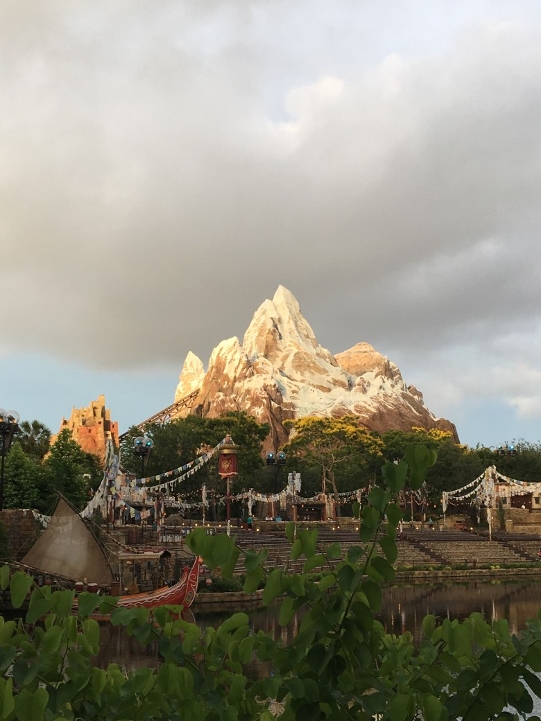 Disney World, Animal Kingdom, Expedition Everest