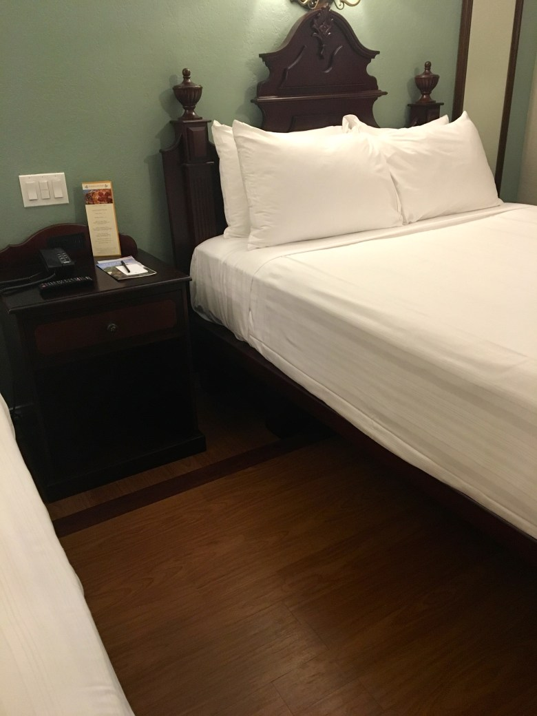 Disney World, Port Orleans French Quarter, Refurbished Rooms