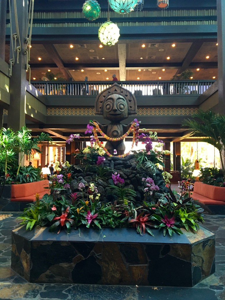 Walt Disney World, Polynesian Resort