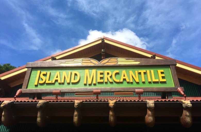 Walt Disney World, Animal Kingdom, Island Mercantile