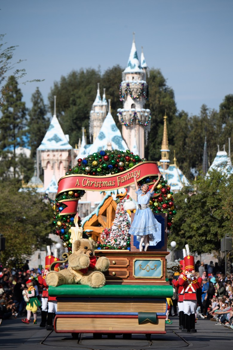 Photo of A Christmas Fantasy Parade