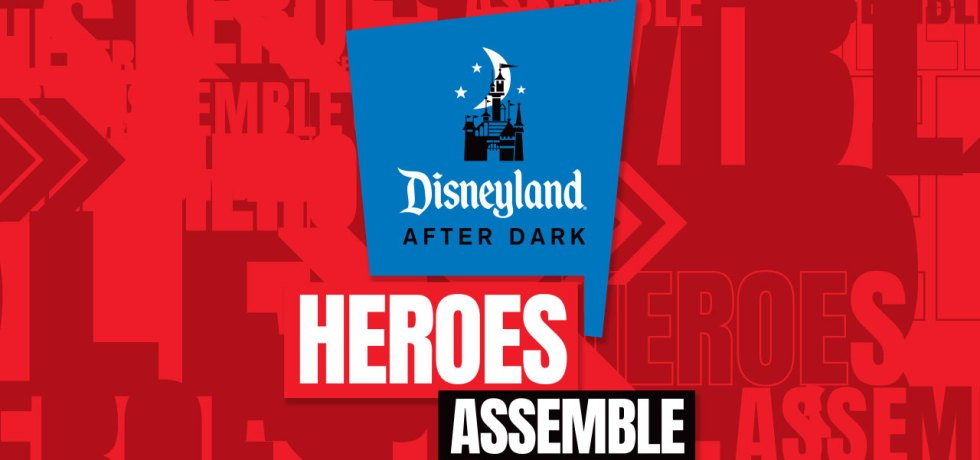 Photo of Disneyland After Dark Heroes Assemble