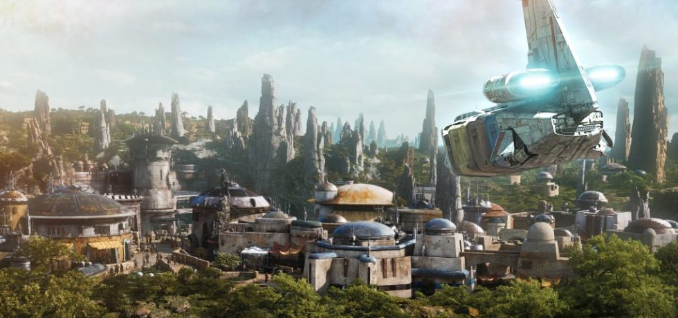 Photo of Batuu at Star Wars: Galaxy's Edge