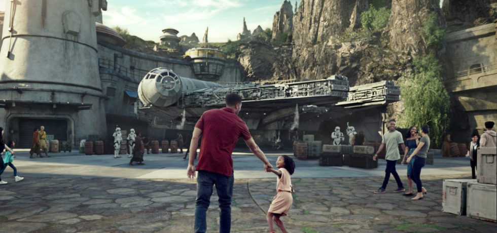 Photo of Star Wars: Galaxy's Edge