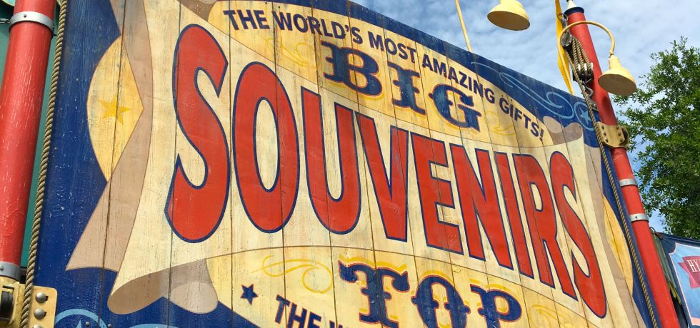 Photo of Big Top Souvenirs in Fantasyland at Magic Kingdom