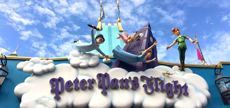 Photo of Peter Pan's Flight at Magic Kingdom in Walt Disney World
