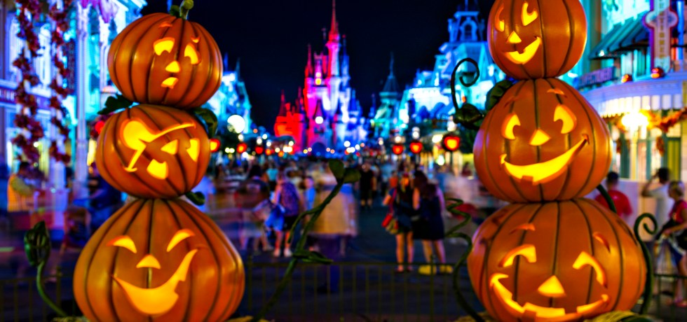 Photo of Mickey's Not-So-Scary Halloween Party