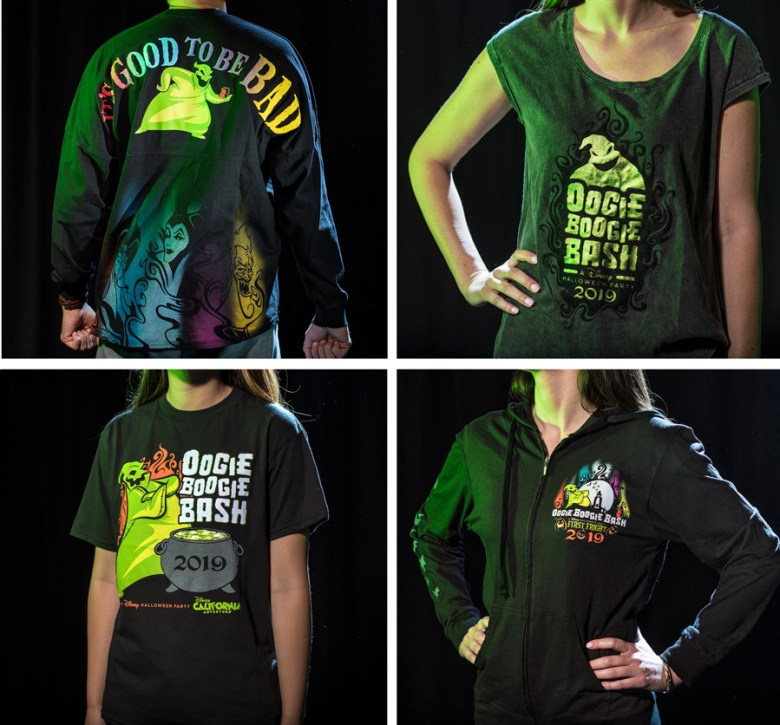 Photo of Oogie Boogie Bash merchandise
