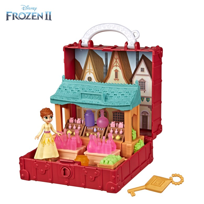Photo of Hasbro Frozen 2 pop adventures playset
