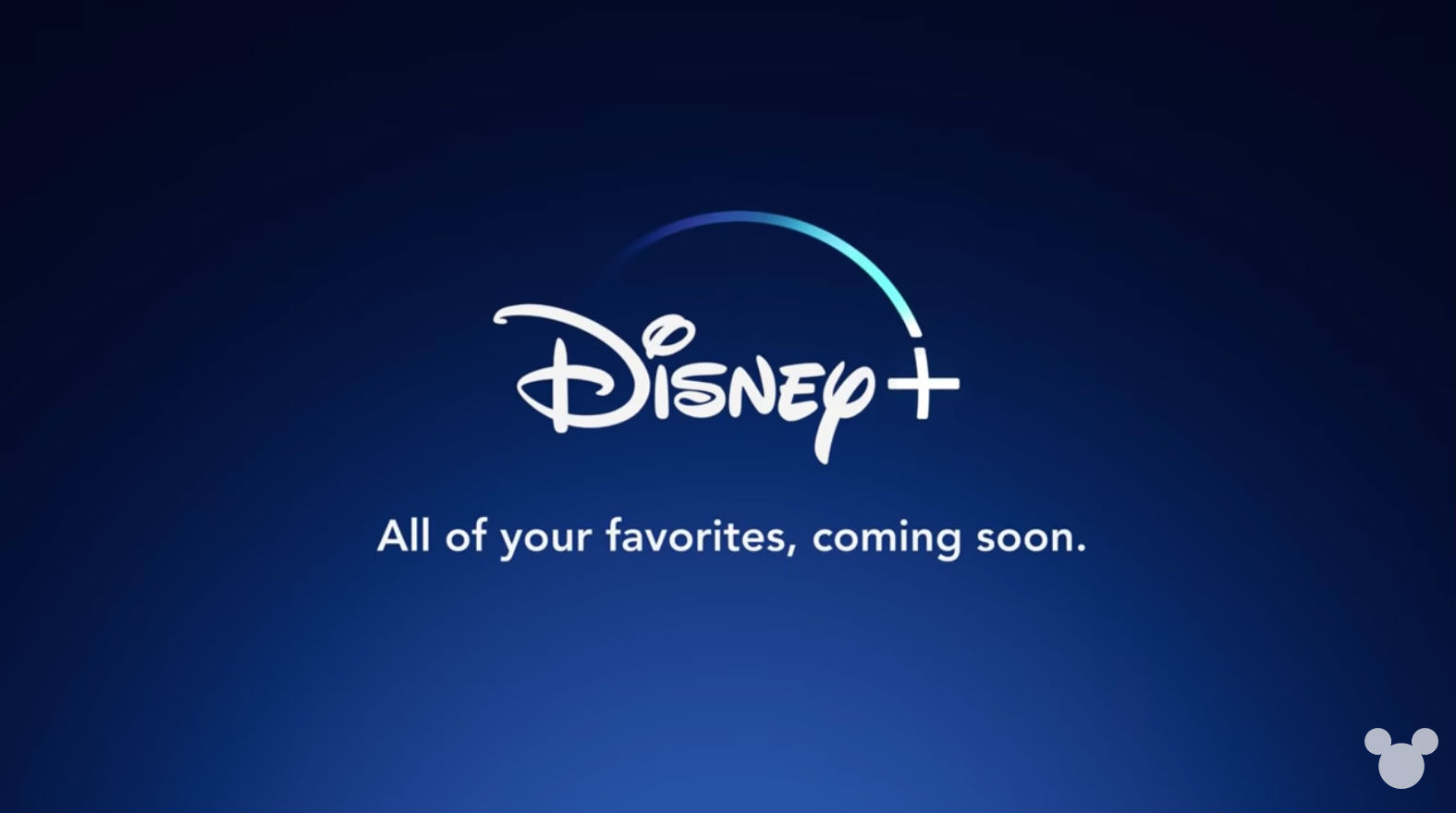 Photo of Disney+ logo