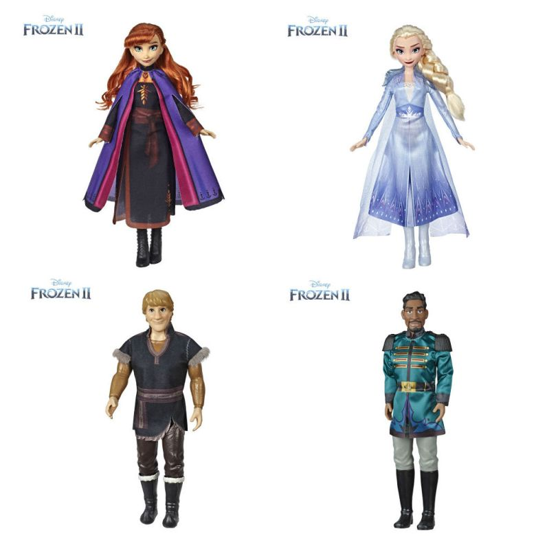Photo of Hasbro Frozen 2 dolls