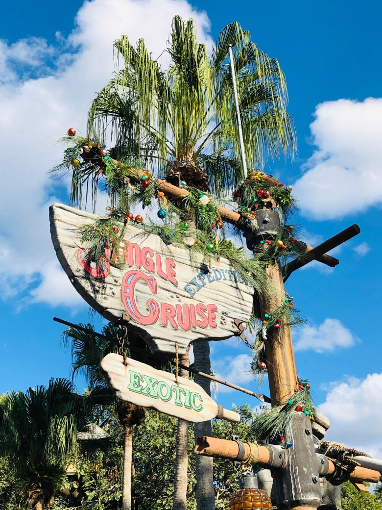 Photo of the Jingle Cruise at Walt Disney World