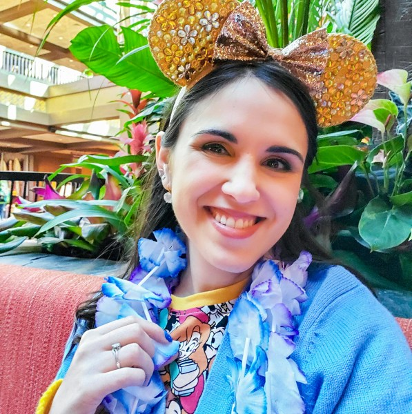 Photo of WDW Magazine's Director of Marketing Tatjana Lazar