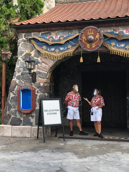 Photo of Relaxation Station in Norway at Epcot