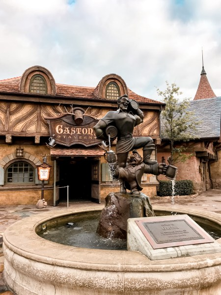 Gaston's Tavern at Magic Kingdom
