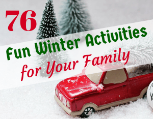 Magical Mama Blog 76 Fun Winter Activities for Your Family