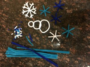 magical mama blog pipe cleaners borax snowflakes how to arts and crafts winter activities