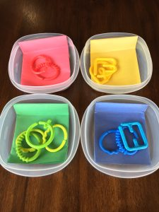 Magical Mama Blog 8 Things To Do With Lots of Links Linkies Link Chains Color Sort