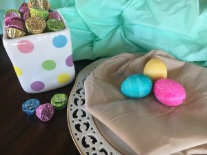Magical Mama Blog 7 Ways to Decorate Easter Eggs Crayon and Traditional Dye