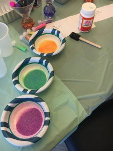Magical Mama Blog 7 Ways to Decorate Easter Eggs Glitter Mod Podge