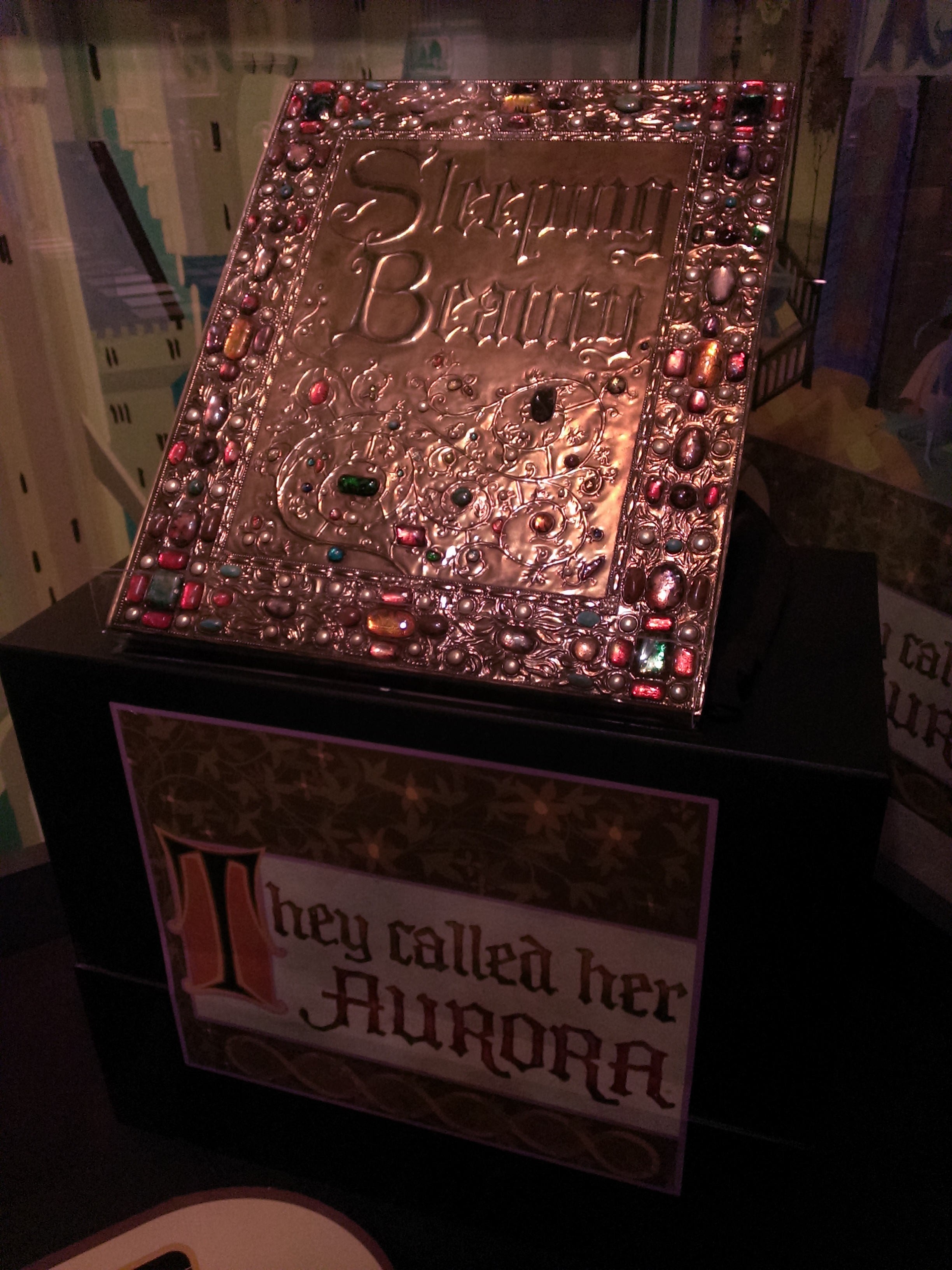 Treasures of the Walt Disney Archives at Chicagos Museum of Science and Industry  Magical