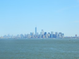 Staten Island Ferry_Manhattan skyline_5