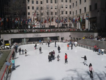 Rockefeller Plaza_Ice skating_1