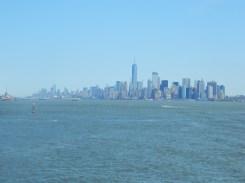 Staten Island Ferry_Manhattan skyline_2