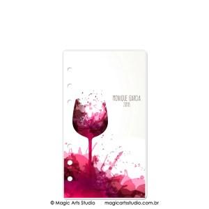 Dashboard Wine - tamanho Personal