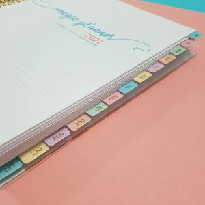 Magic Planner Large - Abas