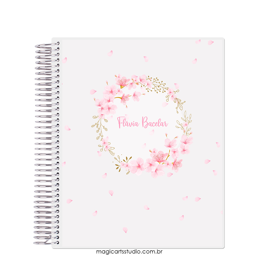 Magic Planner Cherry blossom