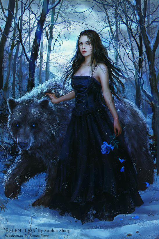 Angel Girl Wallpaper Fantasy Art Inspirations 01 Magic Art World