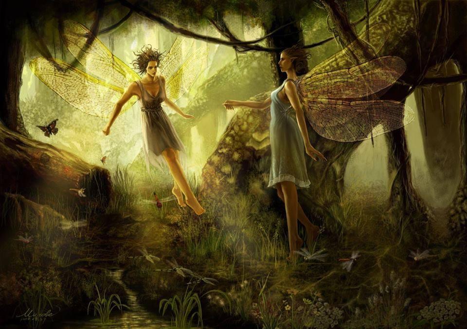 Fantasy Art Inspirations 06  Magic Art World