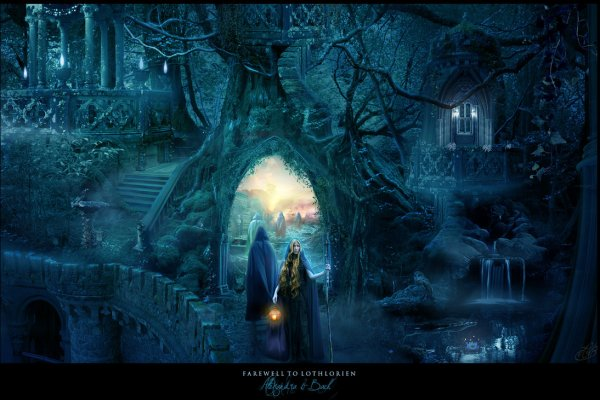25+ Lothlorien Lotr Landscapes Pictures and Ideas on Pro