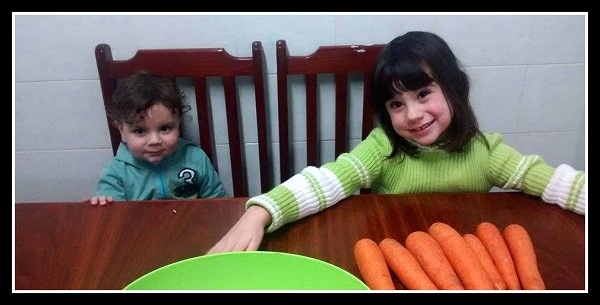 bolo de cenoura sem leite 3